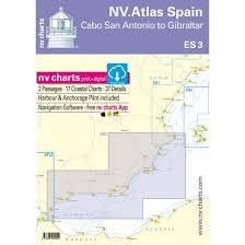 Nv Atlas Spain Es3 Cabo San Antonio To Gibraltar