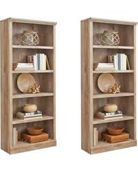better homes and gardens bookcase. Unique And Better Homes And Gardens Crossmill 5Shelf Bookcase Set Of 2 Mix To And Bookcase E