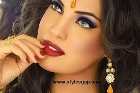 best asian bridal makeup and photography by khawar riaz