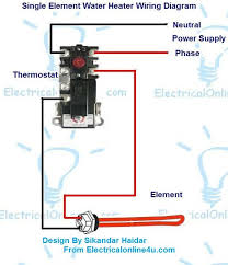 electric water heater wiring with diagram electrical online 4u rheem water heater wiring diagram at Wiring Diagram For Electric Water Heater