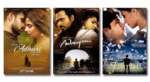 Romantic Movie Poster 7 Cliches Of Bollywood Poster Design Were Tired Of Seeing