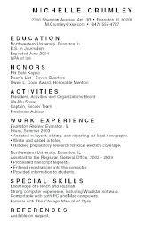 Sample College Student Resume Impressive Resume Format For College Student Student Resume Formats Resume