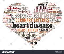 Heart Disease Word Collage Stock Illustration 129594260 Shutterstock