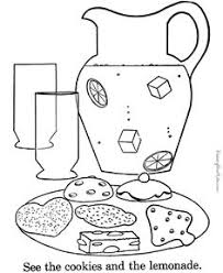 Small Picture The Big Burger For Fast Food Coloring Page printables
