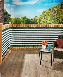 15 ft deck and fence privacy screens
