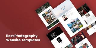 40 Best Photography Website Templates 2019 Themefisher