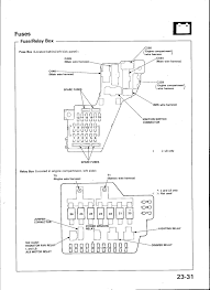 need 87 legend fuse diagram the acura legend acura rl forum this image has been resized click this bar to view the full image