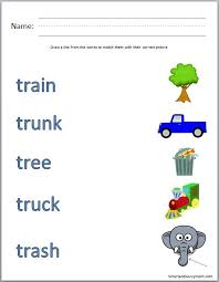 We have a variety to choose from and they include activities like looking at a picture and choosing the correct consonant blend. Tr Phonics Blend Free Printable Worksheet Pack Smart And Savvy Mom