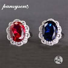PANSYSEN 2019 New Trendy 100% <b>925</b> Sterling Silver Oval ...