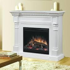 electric fireplace white corner amatapictures com