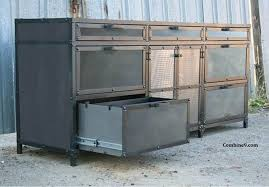 metal storage cabinet with lock.  With Metal Storage Cabinet Styles  With Drawer Doors Or Lock  Laras Home Intended