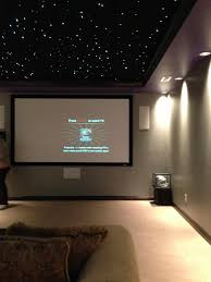 Black Ceilings basement media room with black ceiling basementhome office 8463 by xevi.us
