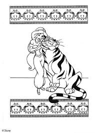 Small Picture Princess jasmine and birds coloring pages Hellokidscom