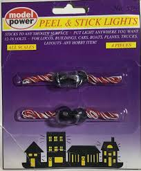 Model Power Peel And Stick Lights Model Power Peeln Stick Led Lights 4pc Mpc5101