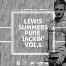 Lewis Summers - Burning Flame (Jacking House)   lewis summers   LEWIS  SUMMERS