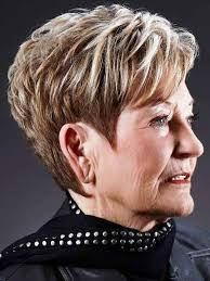 hairstyles women over 70