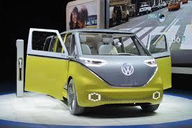 2018 volkswagen hybrid. wonderful volkswagen volkswagen id buzz concept 2017 detroit auto show intended 2018 volkswagen hybrid 8