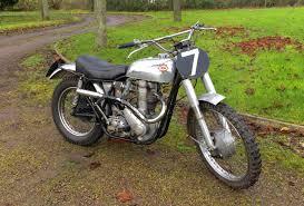 1955 bsa gold star scrambler we sell classic bikes