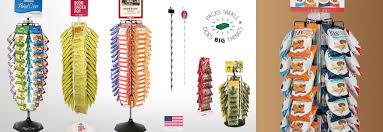 Hanging Stands Displays Beauteous Wire Clip Rack Displays POP Floor Stands