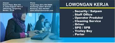 Yayasan pengadaan jasa security satpam. Pt Damarindo Mandiri Cabang Karawang Home Facebook