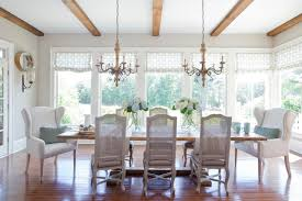 rustic modern dining room farmhouse dining room