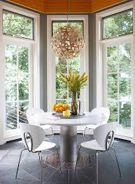 outstanding dining room furniture with anziano chair fabulous breakfast nook decor with circular dining table