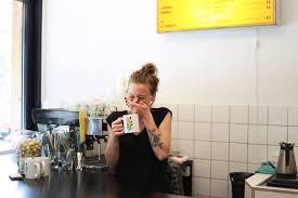 <b>Black</b> & <b>Yellow</b> coffee bar