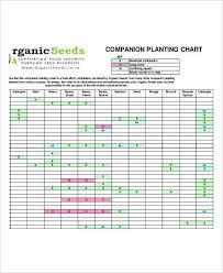 Fruit Planting Chart Fruit Tree Companion Planting Chart Gardening Companion