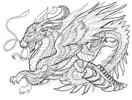 Dragon Coloring Pages Free Coloring Pages Dragons Popular Free