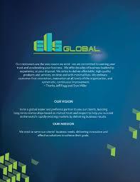 Els Global Design Els Global Corp Magazine Pubhtml5