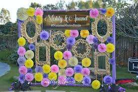 Indian Wedding Name Board Design Templetree Leisure Best Wedding Venues In Bangalore In 2020