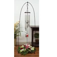 Large Wind Chime Display Stand Large Wind Chime Display Stand 2