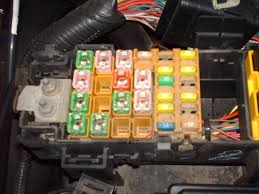 tail lights don't work, blinkers brakes do??? jeep commander 2007 jeep commander interior fuse diagram at 2008 Jeep Commander Fuse Box