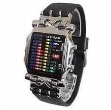 bracelet watch men bracelet watch men led