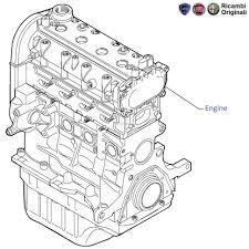 Fiat linea 1 3 mjd diesel plete engine bare engine 5 3 chevy engine schematic fiat