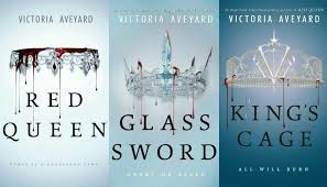 victoria aveyard red queen gl sword and kings cage