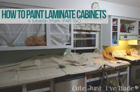 Painting Formica Kitchen Countertops Kitchen Laminate Cupboard Paint Painting Formica Cabinets Can