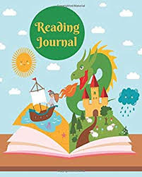 reading journal kids reading record for tracking reviewing books read perfect gift for