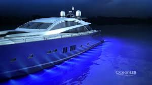 underwater boat lights occurso info oceanled tv how to light a motor yacht worlds best colour underwater lights