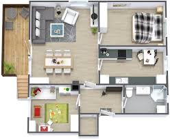 Small Picture The 25 best 3d house plans ideas on Pinterest Sims 4 houses