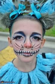 diy cheshire cat girl s costume
