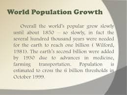 demography <br > 14 theories on population