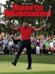 PosterWarehouse2017 Tiger Woods gewinnt 2019 Meistersport-Poster:  Amazon.de: Sport & Freizeit