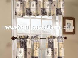 Full Size of Kitchen:cafe Curtains For Kitchen With 50 Q Picturesque Cafe  Curtains For ...
