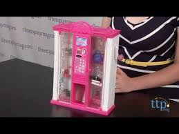Barbie Vending Machine Simple Barbie Life In The Dreamhouse Fashion Vending Machine From Mattel