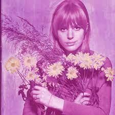Marianne Flowers – Electric Violet – 45 RPM Furr & Mankowitz