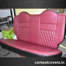 datsun go car seat covers leather car