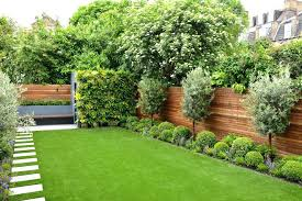 flower bed fence ideas fencing ideas landscape with urban garden garden lawn stepping stones flower bed