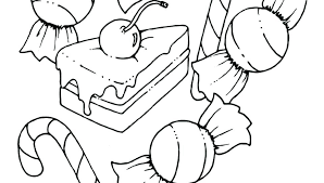 Lollipop Coloring Pages Dpalaw