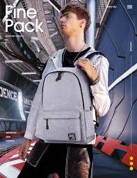 School Backpack men Waterproof Backpack Laptop 15 Men Travel ...